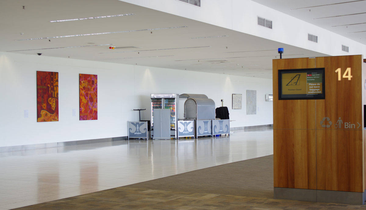 Adelaide Airport exhibition a resounding success!