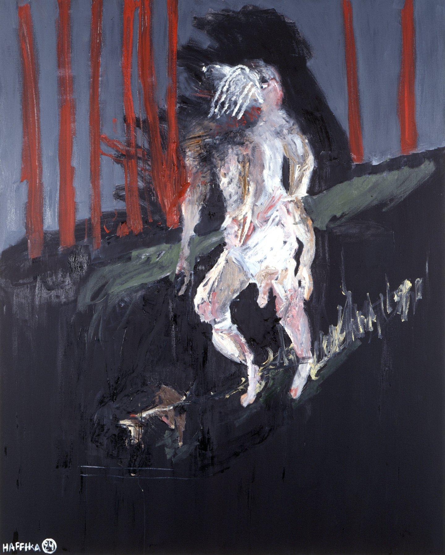 Michael Hafftka, Travel, Stephane Janssen Collection