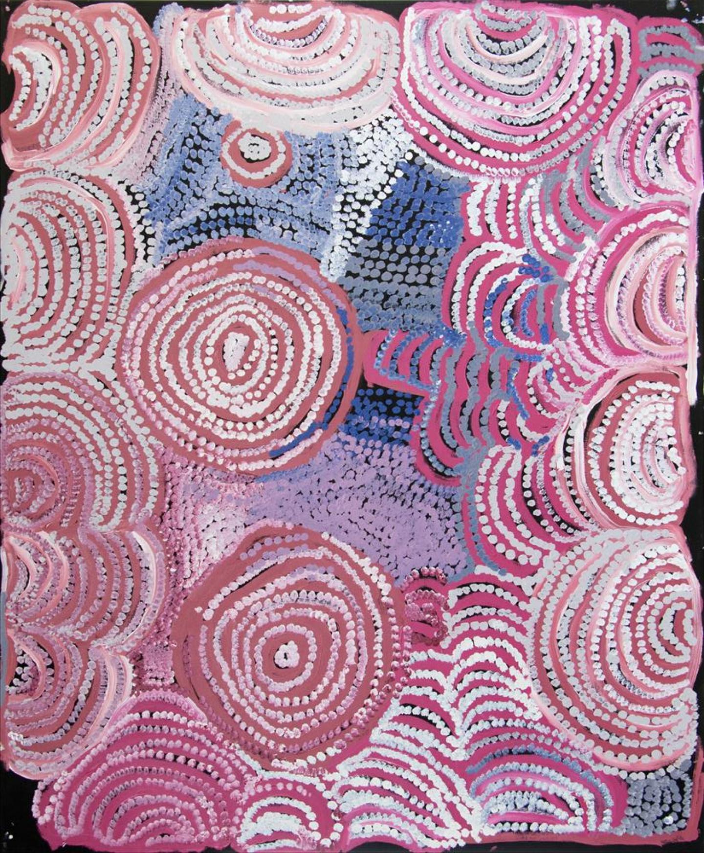 Nyarapayi Giles, Aboriginal art, Tjarlirli Art