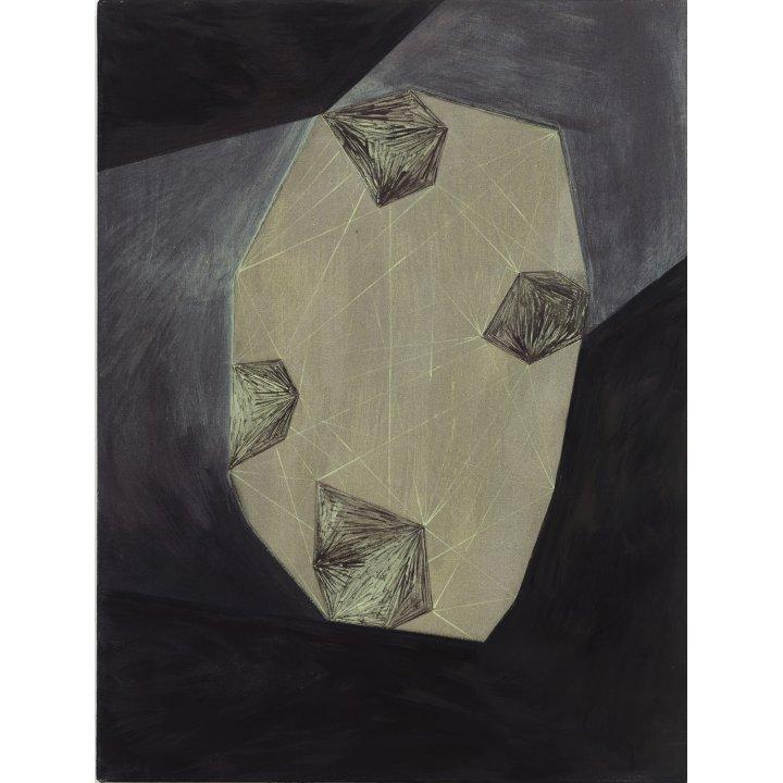 Claudia Larissa Artz, 4 stones, Galerie Zadra