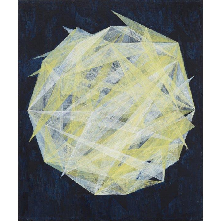 Claudia Larissa Artz, Lumiere blanche, Galerie Zadra
