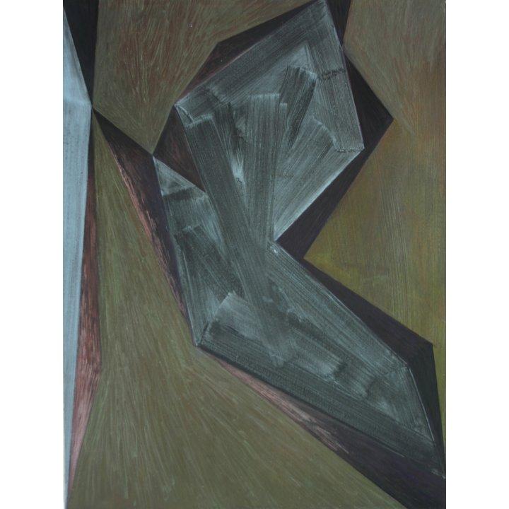 Claudia Larissa Artz, Saltus VI, Galerie Zadra