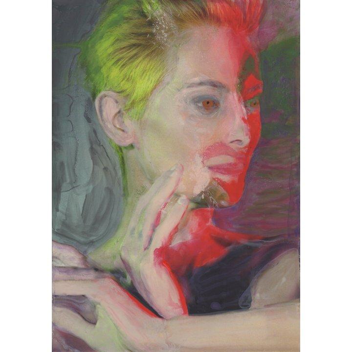 Cosima Hawemann, Untitled (T.S.), 2017