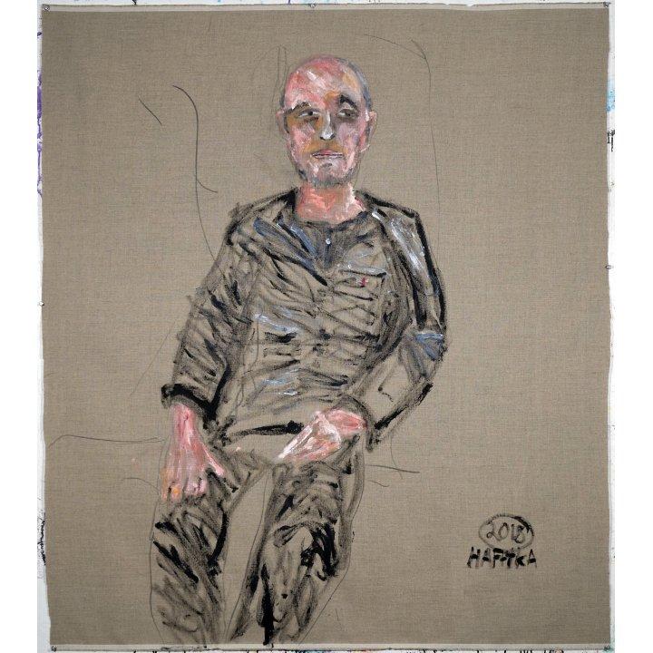 Michael Hafftka. Portrait of Stéphane Janssen