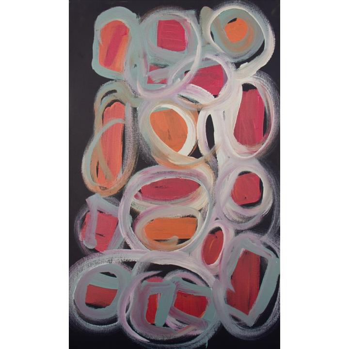 Bob Gibson, Patjantja, 2020, Tjarlirli Art