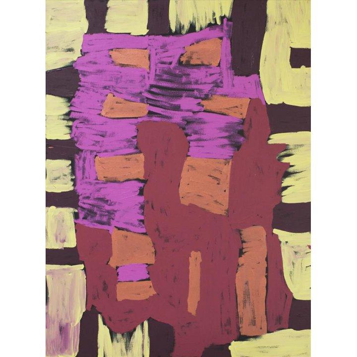 Bob Gibson, Patjantja, Aboriginal painting, Tjarlirli Art