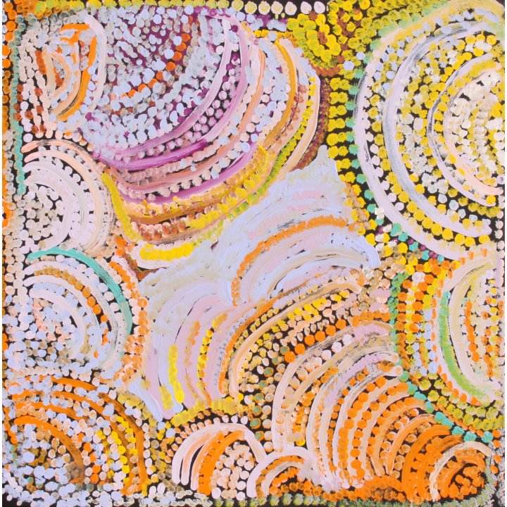 Carol Maanyatja Golding, Warakurna Artists, Aboriginal art