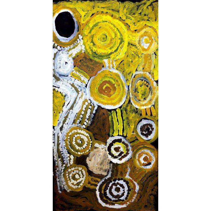 George Ward Tjungurrayi, Warakurna Artists
