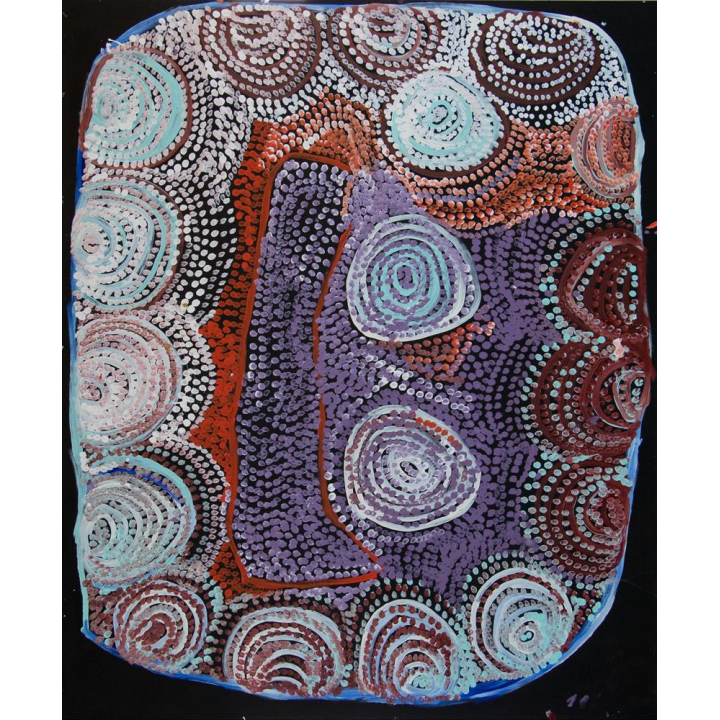Nyarapayi Giles, Warmurrungu, Aboriginal art, Tjarlirli Art