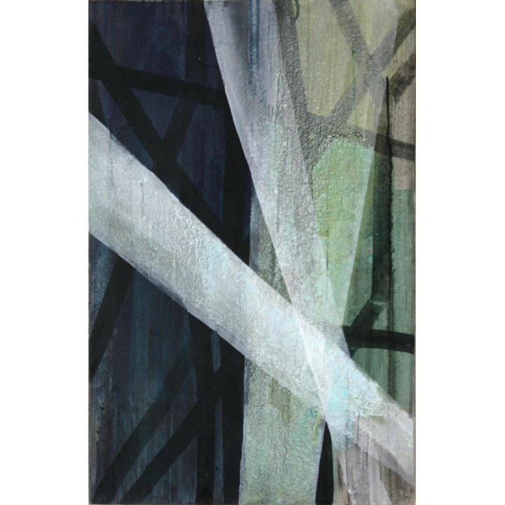 Claudia Larissa Artz, Schneeland III, Galerie Zadra