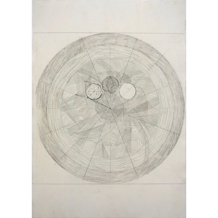 Claudia Larissa Artz, UNIVERS II, Galerie Zadra