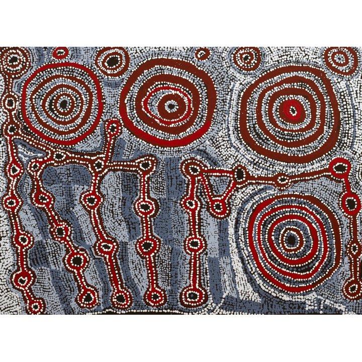 Taylor Wanyima Cooper, Malara: Wanampi Tjukurpa, Kaltjiti Arts